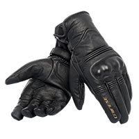 Dainese Corbin D-dry Gloves Black