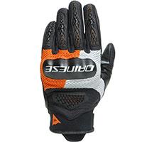 Guantes Dainese D-Explorer 2 negro naranja gris