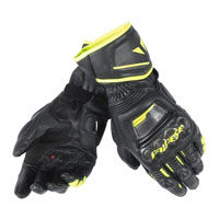 Dainese Druid D1 Long Gloves Yellow