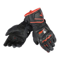 Dainese Druid D1 Long Gloves Red
