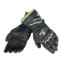 Dainese Guanto Druid D1 Long Nero Verde
