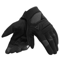 Dainese Fogal Gloves Black Anthracite