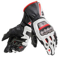 Dainese Full Metal 6 Gloves White