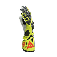Dainese Full Metal 6 Replica Gloves Yellow