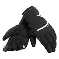Dainese Plaza 2 D-dry Gloves White
