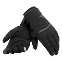 Dainese Plaza 2 D-dry Gloves Black