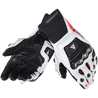 Dainese Race Pro In Gloves White