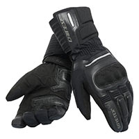 Dainese Solarys Long Gore-tex Gloves Black