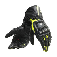 Dainese Steel-pro Gloves Yellow