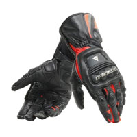 Guanti Dainese Steel-pro Rosso