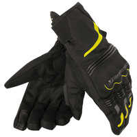 Dainese Tempest D-dry Short Gloves Giallo