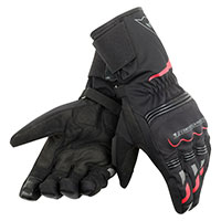 Guanti Dainese Tempest D-dry Long Rosso