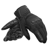 Guantes Dainese Thunder Gore-Tex® negros