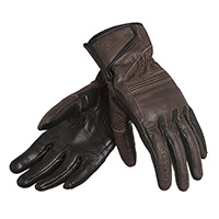 Eleveit Classic Leather Gloves Brown