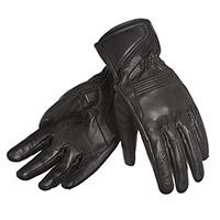 Eleveit Classic Leather Gloves Black