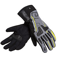 Eleveit Four Seasons Gloves Grey Yellow