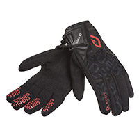 Eleveit Rt1 Gloves Black Red