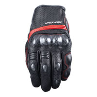 Five Sport City S Carbon Nero/rosso