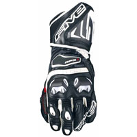 Five Rfx1 Gloves Black White