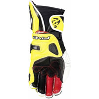 Five Rfx1 Gloves Yellow