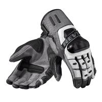 Rev'it Cayenne Pro Gloves Black Silver