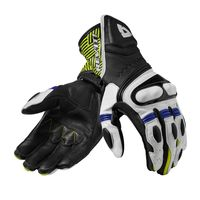 Rev'it Metis Gloves Black Blue