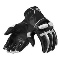 Rev'it Hyperion Gloves Black White