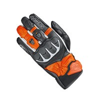 Held Dash Gloves Black Orange