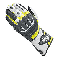 Guantes Held Evo-Thrux 2 Racing negro amarillo