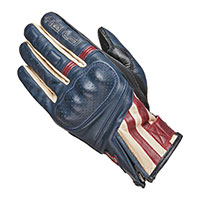 Held Paxton Gloves Blue Beige