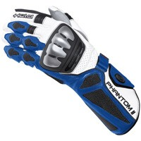 Held Phantom 2 Gloves White Blue