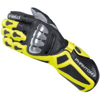 Held Guanti Phantom 2 Nero Giallo Fluo