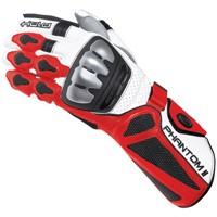 Held Phantom 2 Gloves White Red
