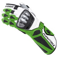 Held Guanti Phantom 2 Bianco Verde