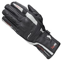 Held Secret Dry Gloves Black White