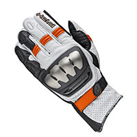 Guanti Racing Held Sr-x Nero Arancio