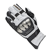 Held Sr-x Racing Gloves White Black