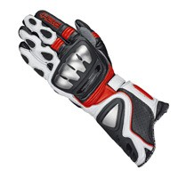 Held Titan Evo Gloves Red White