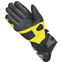 Held Titan Rr Gloves Black Fluo Yellow