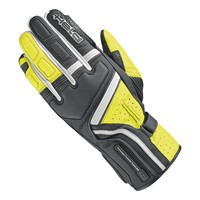 Held Guanti Travel 5 Nero Giallo Fluo