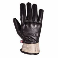 Helstons Birdy Ladies Gloves Black Beige