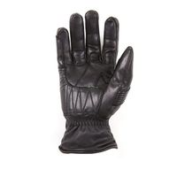 Helstons Boston Soft Leather Gloves Black