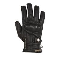 Helstons Burton Gloves Black