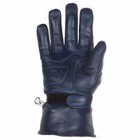 Helstons Caprice Ladies Gloves Blue Beige