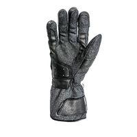 Helstons Challenger tex Handschuhe grau schwarz - 2