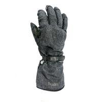 Helstons Challenger tex Handschuhe grau schwarz