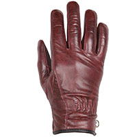 Helstons Nelly Hiver Lady Leather Gloves Beige