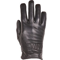 Helstons Nelly Hiver Lady Leather Gloves Black