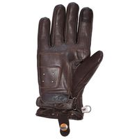 Helstons Ruby Ladies Gloves Brown