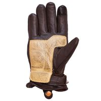 Helstons Ruby Ladies Gloves Brown Beige